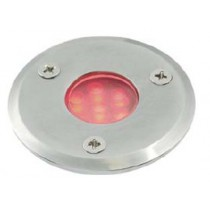 Spot Encastrable de Sol a LED etanche 4,5w