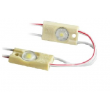Chaine de 50 modules 0.30w/Module Blanc 6000k 12V
