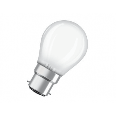 OSRAM LED Rétrofit CLASSIC 4W-40W B22d 827