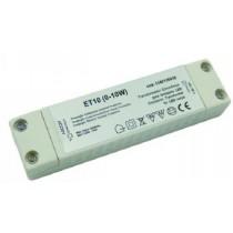 Transformateur-Driver pour lampe Led 12v de 0 a 10w