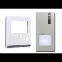 Kit vidéophonique Quadra et moniteur Mini SBTOP  Comelit