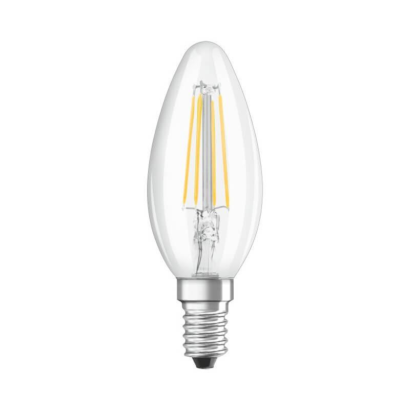OSRAM LED Rétrofit CLASSIC 4W-40W E14 827