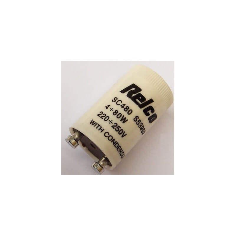 Starter 4-80w pour tube T8