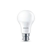 Philips LED 11W- 75W B22 BLANC CHAUD 230V A60M ND