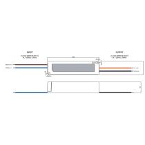 Alimentation GPV-60-12V 1.5A Etanche IP67