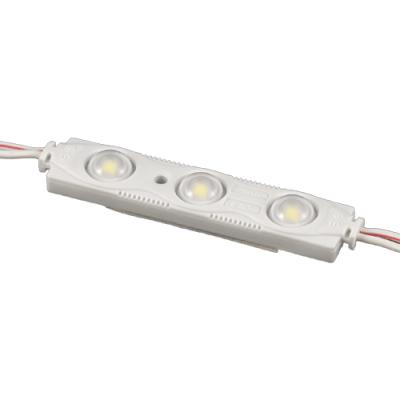Chaîne de 20 modules 0.72W/Module Rouge 12V Etanche IP67