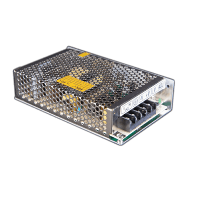 Alimentation LED POS 60w 12v 5A avec boitier en maille IP20