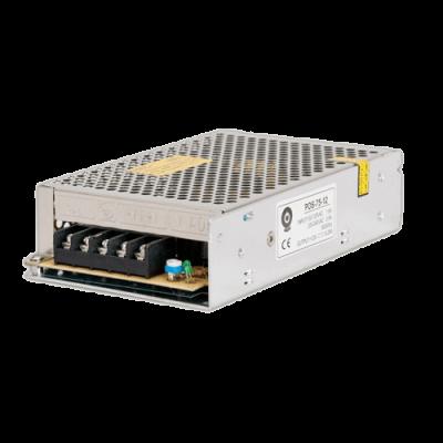 Alimentation LED POS  75W 12V 6.25A avec boitier en maille IP20