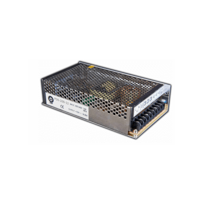 Alimentation LED POS  200W 12V 16.6A avec boitier en maille IP20