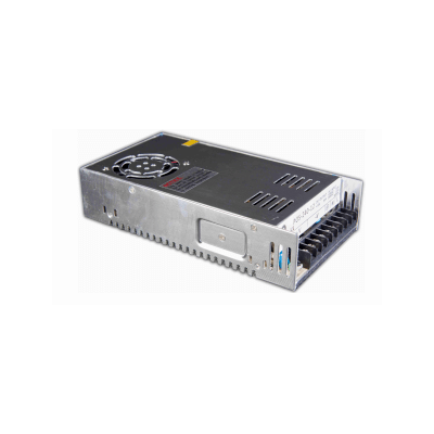 Alimentation LED POS  240W 12V 20A avec boitier en maille IP20