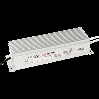 Alimentation LED métallique 150W 12V 12.5A Etanche IP67