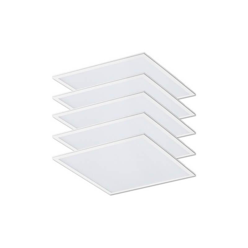 Dalle LED SLIM 40W  UGR 19 Blanc Froid 4000K IP44 600*600mm