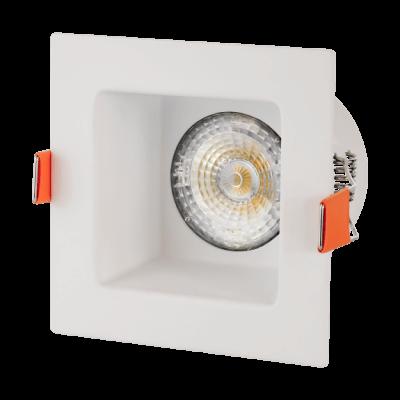 Square Spot carré fixe pour lampe GU10
