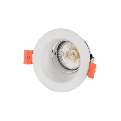 Fiale III Spot Fixe blanc pour lampe GU10