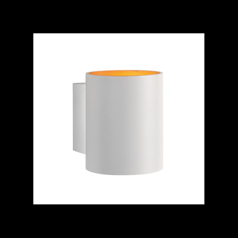 Applique Spectrum Squalla G9 10W blanc IP20