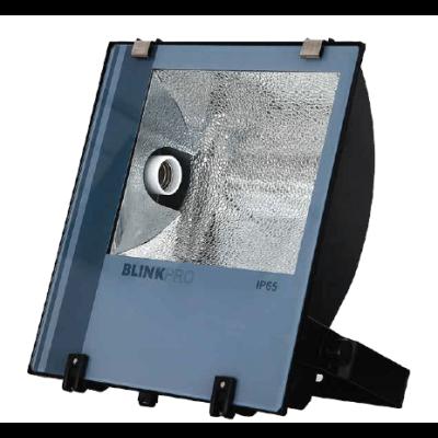 Projecteur à iodure métallique ext 250W IP65 étanche avec lampe Philips 20500LM