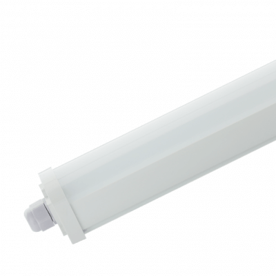 Réglette LED intégrée LIMEA ECO2 36W 3600 lumens Blanc lumière du jour 6500k IP65  Etanche 1200mm