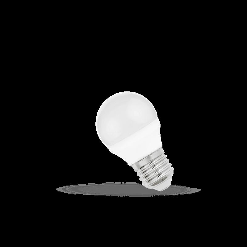 Ampoule LED BALL PHILIPS sphérique  B45 4W substitut 31w  350 lumens Blanc lumière du jour 6500k E27
