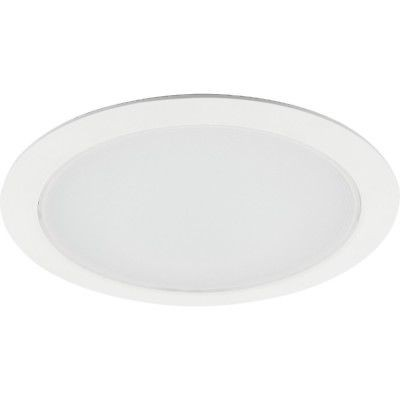 Blink Downlight LED 25W 4000k blanc froid 2000lumens IP44  diamètre de perçage 200mm