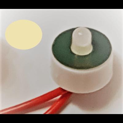 Chaine de 99 Monopoints Blanc chaud étanche IP65 12v 0.22w pour 3 modules
