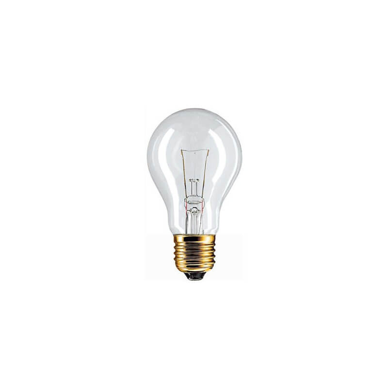 Philips ELV standard 60W E27/BRC 42V A60 CL 1ct