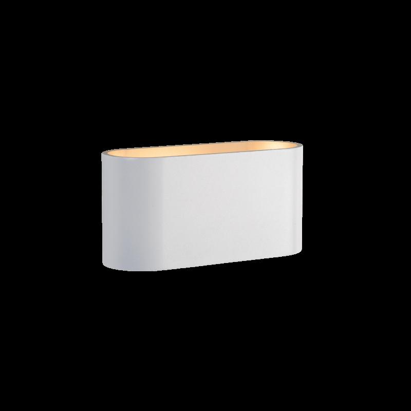 Squalla G9 Applique Murale Rectangulaire Moderne G9 Led Ou Halogène