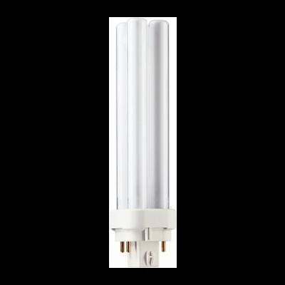 Philips Master PL-C 18W/830 Blanc chaud 4P 1CT GX24q-2