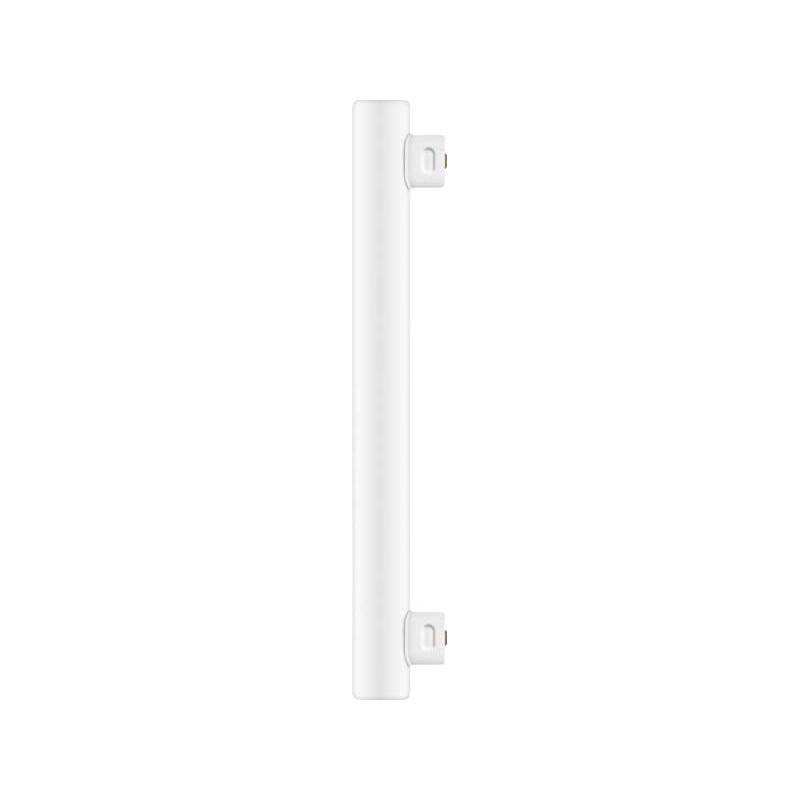 Ampoule LED Osram tubulaire linéaire 6W substitut 40W 470 lumens Blanc chaud 2700K S14S