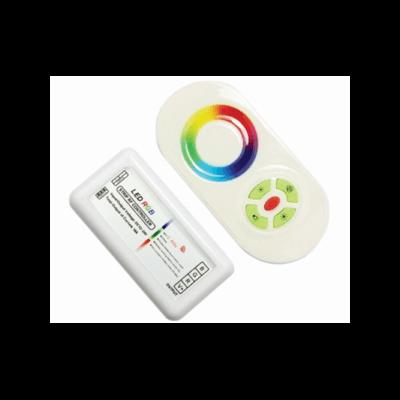 Contrôleur RGB 12V/24V 4A Radiofréquence avec télécommande Tactile