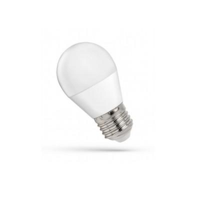 Lampe LED Ball 8W substitut 50W E27 680lm Blanc brillant