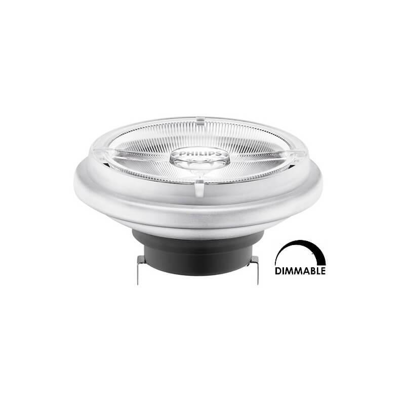 G53 Master LEDspot LV AR111 11W Blanc chaud 3000k