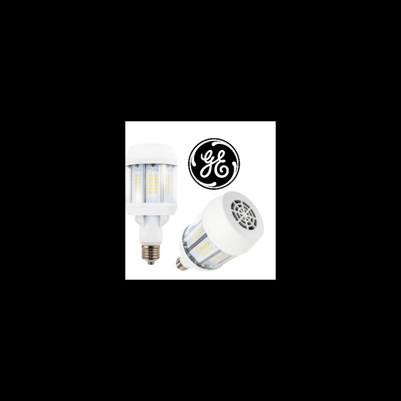 Ampoule LED G.E. lighting tubulaire 35W substitut 80-125w 4750 lumens Blanc neutre 3000K E27