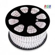 Bobine LED RGB 50m 230V...