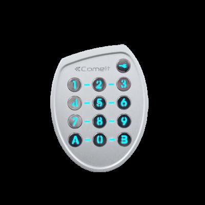 Clavier Comelit SKB à touches rétro-éclairer  étanche IP54