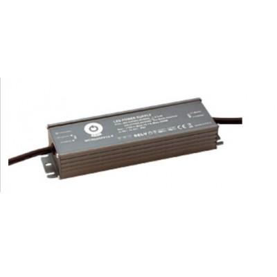Alimentation métallique LED POS MCHQ200V-24-E 200W 24V étanche IP67