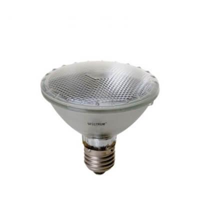 Lampe Spectrum halogen reflecteur E27 75W 230V 660lm 2800K 30D