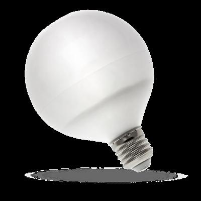 LED GLOBE G120 E27 230V 16W substitut 98w Blanc chaud 3000k 1500lumens