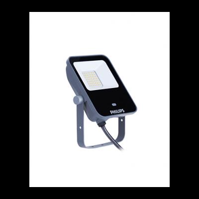 Phillips Projecteur ext avec détecteur intégré LED 10W Blanc froid 4000K 1000lm- Floodlight BVP154-MDU