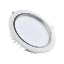 Downlight encastrable 30W 4000K Blanc froid 2400 lumens  étanche diamètre de perçage 200mm