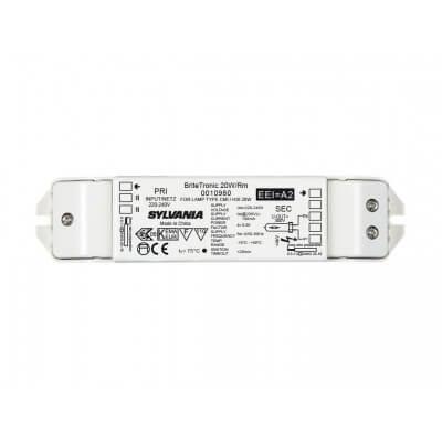 Ballast Electronique SYLVANIA BRITETRONIC 20W/Rm 0010980
