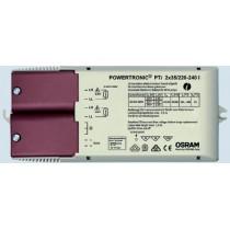 Platine d'alimentation electronique OSRAM PTI 2x70w