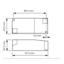 Philips HID-PrimaVision CDM HID-PV m 35 /S CDM 220-240V 50/60Hz