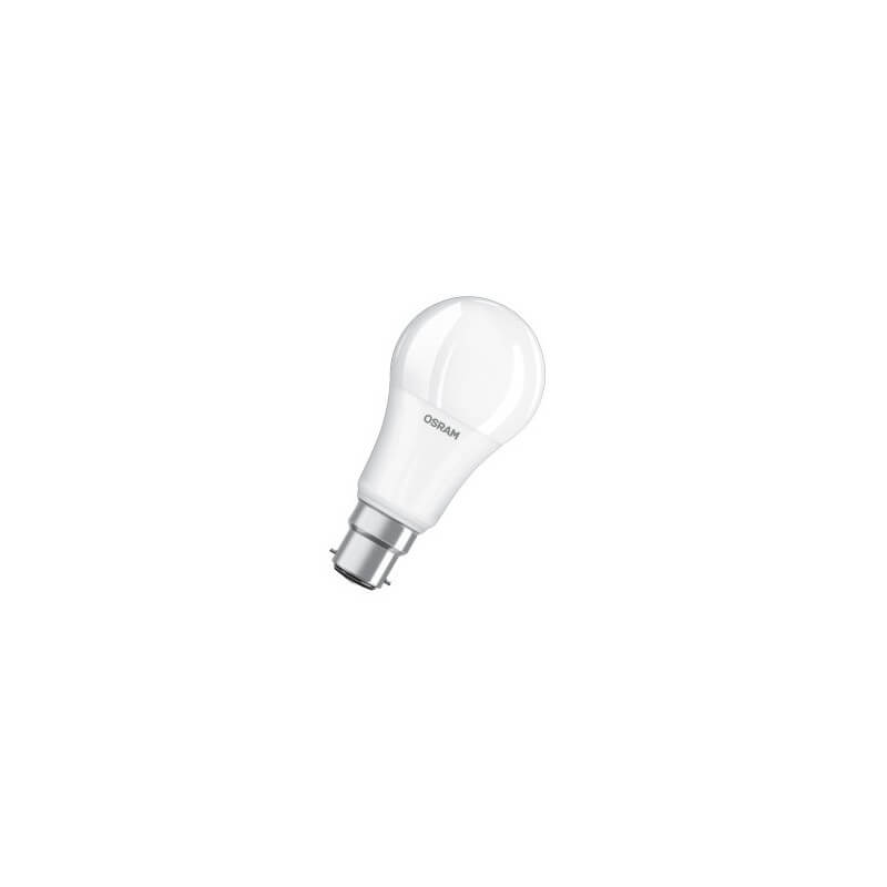 lampe OSRAM LED STAR CLASSIC A 100 B22d 13W blanc chaud 827
