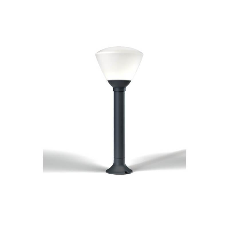 OSRAM ENDURA STYLE Lantern Bowl Noir 7W Blanc chaud 2700K IP44