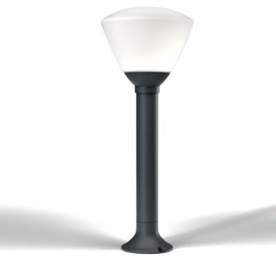 Borne extérieur LED ENDURA STYLE Bowl OSRAM 55cm  7W Blanc chaud IP44 032446
