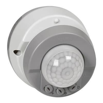Détecteur de mouvement orientable Legrand Plexo angle 360° Etanche 69740