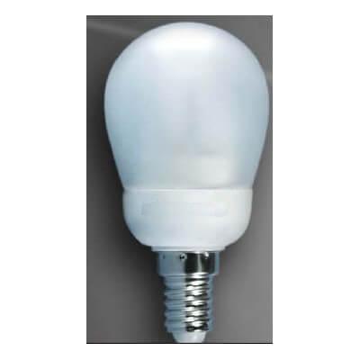 Ampoule economique spherique boule E14 7w/840