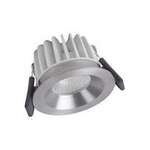 Spot LED Ledvance fixe 8W/4000K 36D alu brossé intérieur