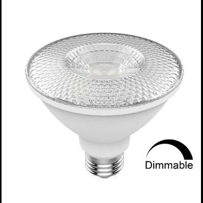 Lampe LED Precise PAR30 11W substitut 75W Dim 940 35D E27  Blanc brillant- 800LM- 93065822