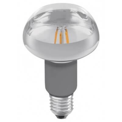LAMPE OSRAM LED PARATHOM R80 7W E27 substitut 48w 827 Blanc trés chaud